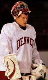 WCHA: Sam Brittain's Return At Goalie A Crucial Factor For DU Pioneers