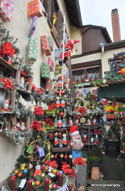 Christmas Market Magic... Rudesheim Germany
