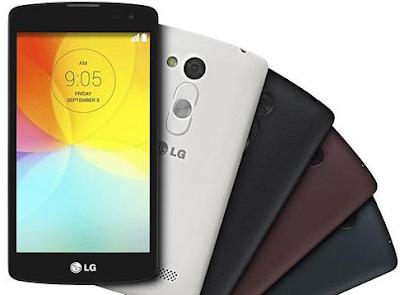 Harga Dan spesifikasi LG L Fino Terbaru