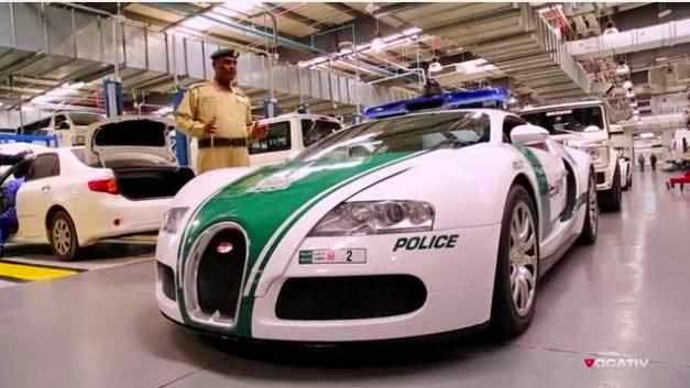 Mobil Canggih Polisi Di Seluruh Dunia