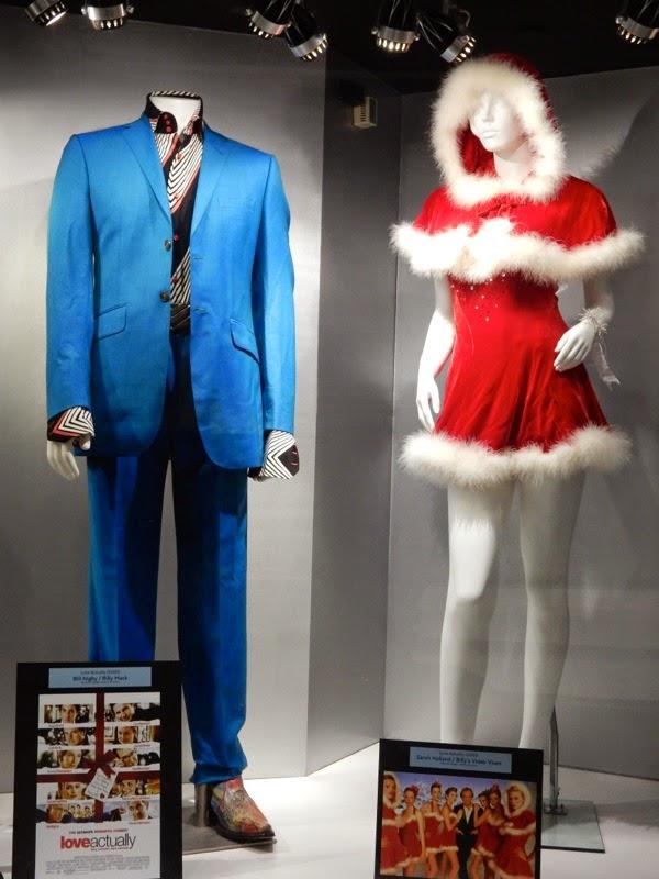 Original Love Actually movie costumes