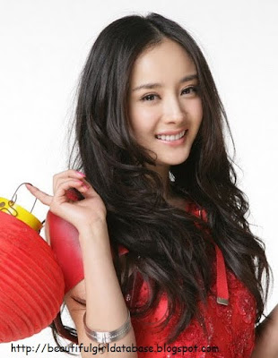 Yang Mi Beautiful Chinese Girl, Actress, Model, Idol, Celebrity.