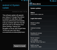 Samsung Galaxy S4 Google Play Edition Update