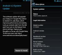 Samsung Galaxy S4 Google Play Edition Update