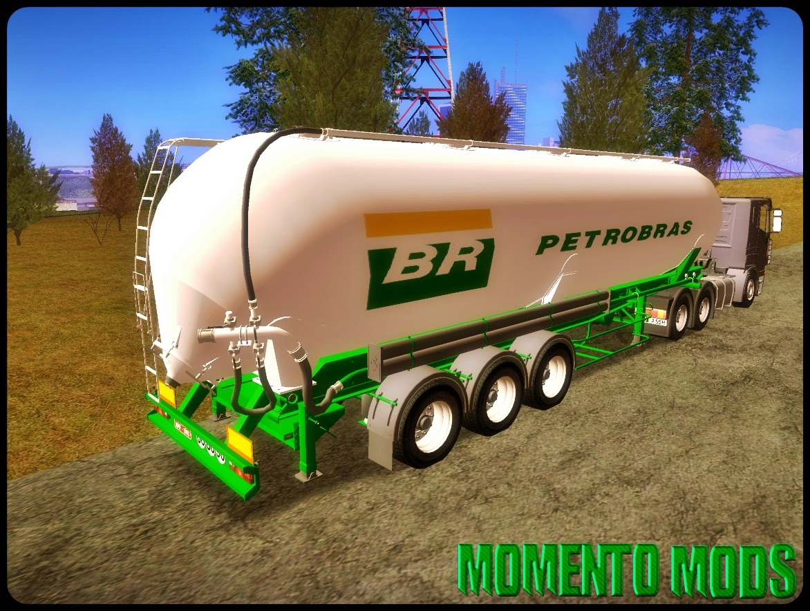 GTA SA - Tanque Petrolifero Petrobras