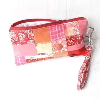 Fun New Patchwork Clutches