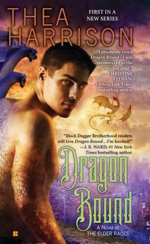 Thea Harrison Dragon Bound