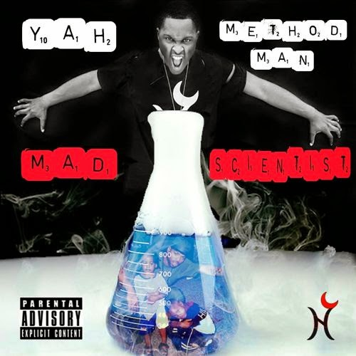 "Yah ft. Method Man - ""Mad Scientist"" / www.hiphopondeck.com"