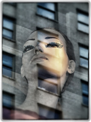 Ethereal, Mannequin Head Shot, Bergdorf's, NYC, #BGwindows