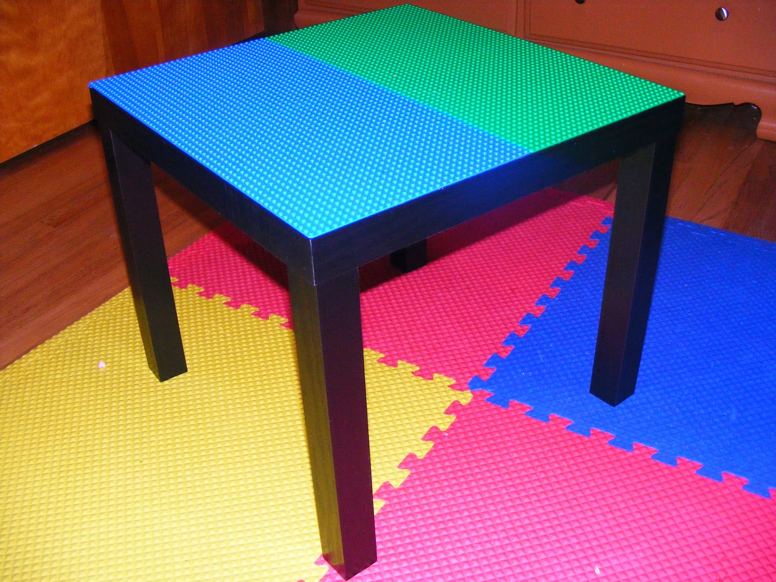 Kidspert make your own lego table for 10 in 1 game table toys r us