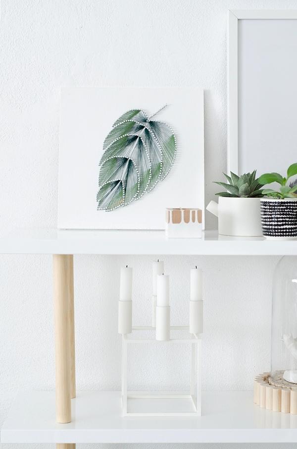 nachmachtipp wandbild aus n geln sinnenrausch der kreative diy blog f r wohnsinnige und. Black Bedroom Furniture Sets. Home Design Ideas