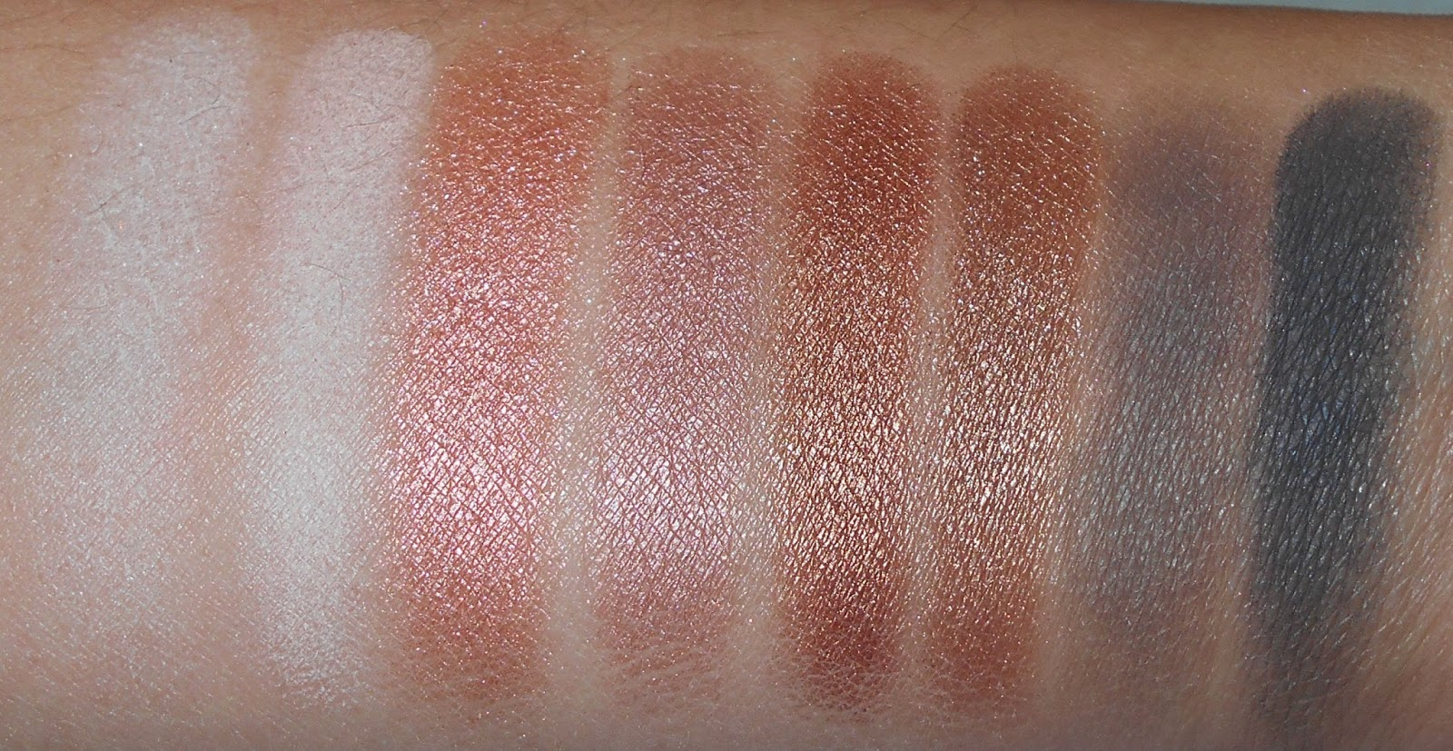 Pur Minerals Secret Crush Palette