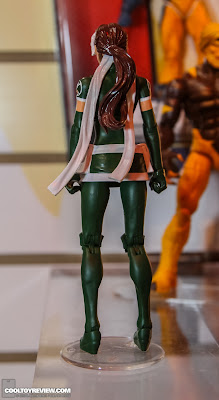 Hasbro 2013 Toy Fair Display Pictures - Wolverine Marvel Legends - Rogue