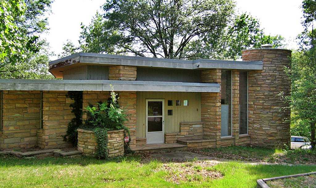 Fifties Land Mid Century House Saint Louis Missouri Usa