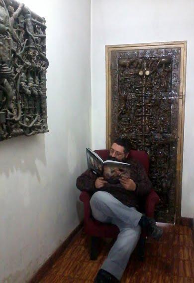 EL LIBRO de Arte Fantástico de RACRUFI