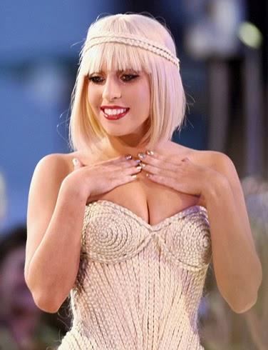 sexy celebrity Lady Gaga