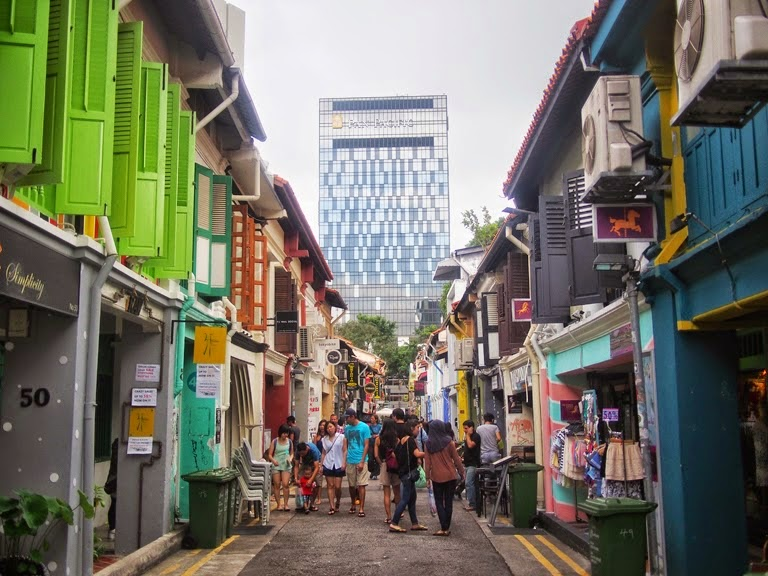 stylish singapore travel guide
