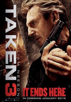 Sinopsis Film Taken 3 - Liam Neeson (2015)
