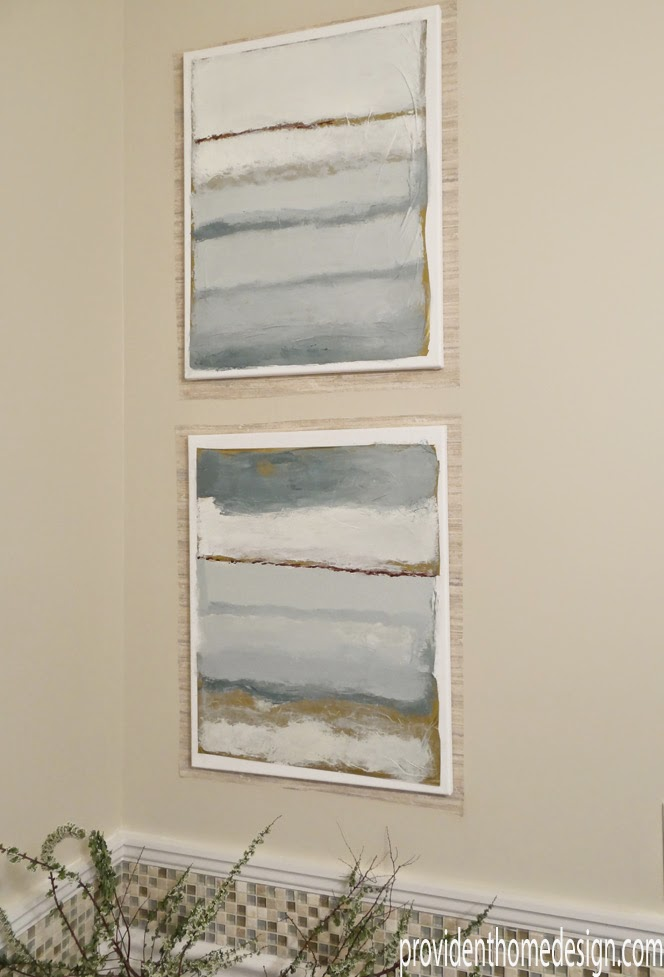 Home Made Modern Craft Of The Week Subtle Coastal Accents You Can Make