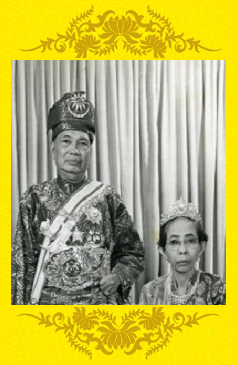 Yang Di Pertuan Agong dan Raja Permaisuri Agong Kedua