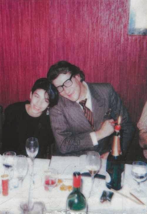 sofia coppola yves saint laurent 1984