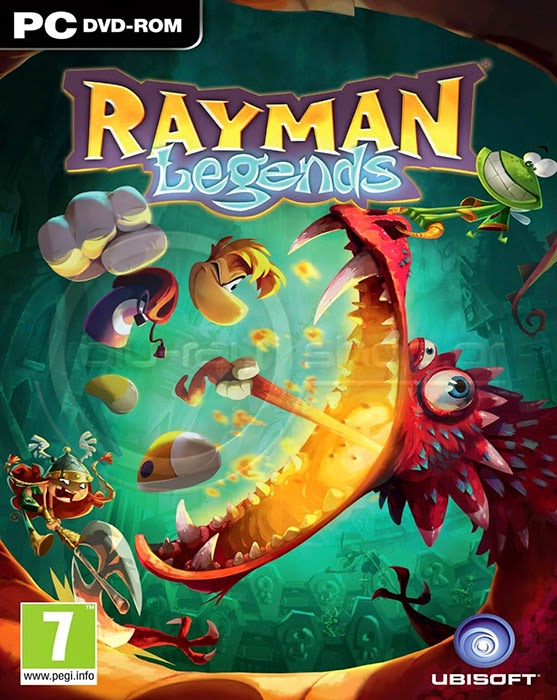 Rayman Legends pc game review