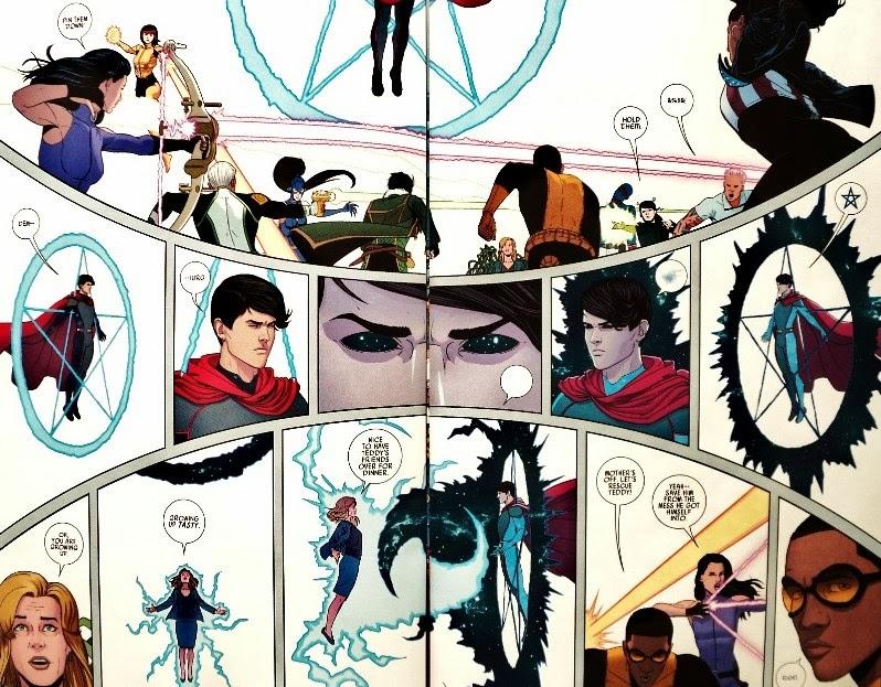 Young Avengers # 12 - Kieron Gillen Jamie McKelvie