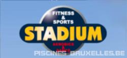 piscine bruxelles STADIUM Schaerbeek kinetix