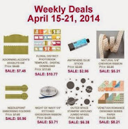 Items on Sale! Apr 15 to Apr 21