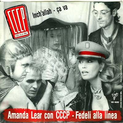 CCCP - FEDELI ALLA LINEA & AMANDA LEAR