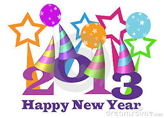 Happy new year 2013 greetings and wishes