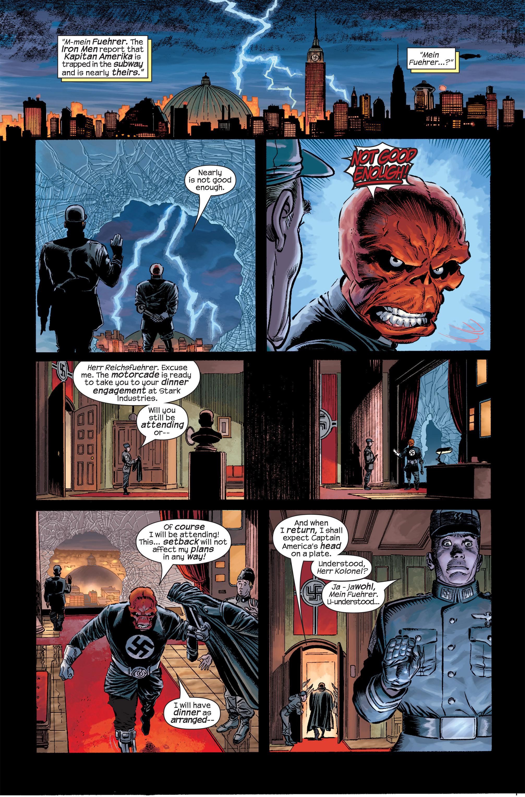 Captain America (2002) Issue #18 #19 - English 10