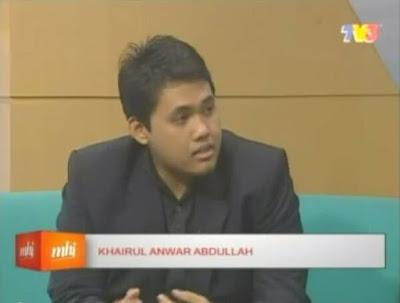 Pemandu Pelancong - Kaio di MHI TV3
