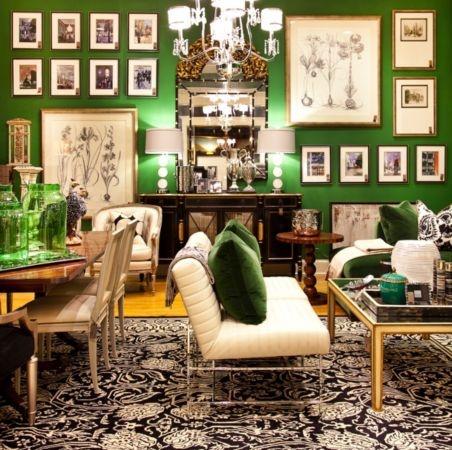 Interiors Etc Details Introducing Emerald 2013 Color
