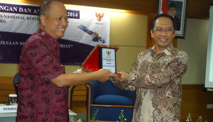 Indonesia Berpeluang Pimpin Teknologi Antariksa & Dirgantara