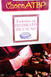 Tsokolate ng Sindikato de Cacao