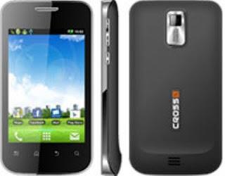 Spesifikasi dan Harga Cross A8T, HP Android Triple SIM