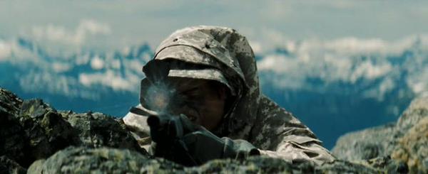 Стрелок. Снайпер бьет прямо в глаз