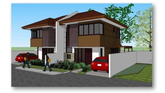 Anami Homes Dahlia – Two Storey Townhouse in Lapu lapu