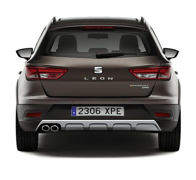 2015 Seat Leon X-Perience