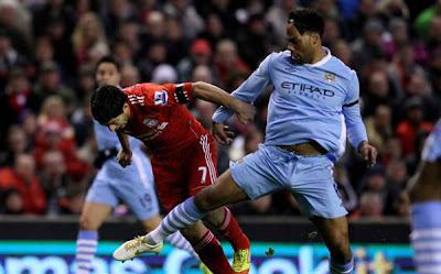 Liverpool 1 - 1 Manchester City (2)