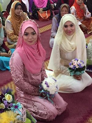 Terlepas Majlis Pernikahan Dua Pasang Pengantin