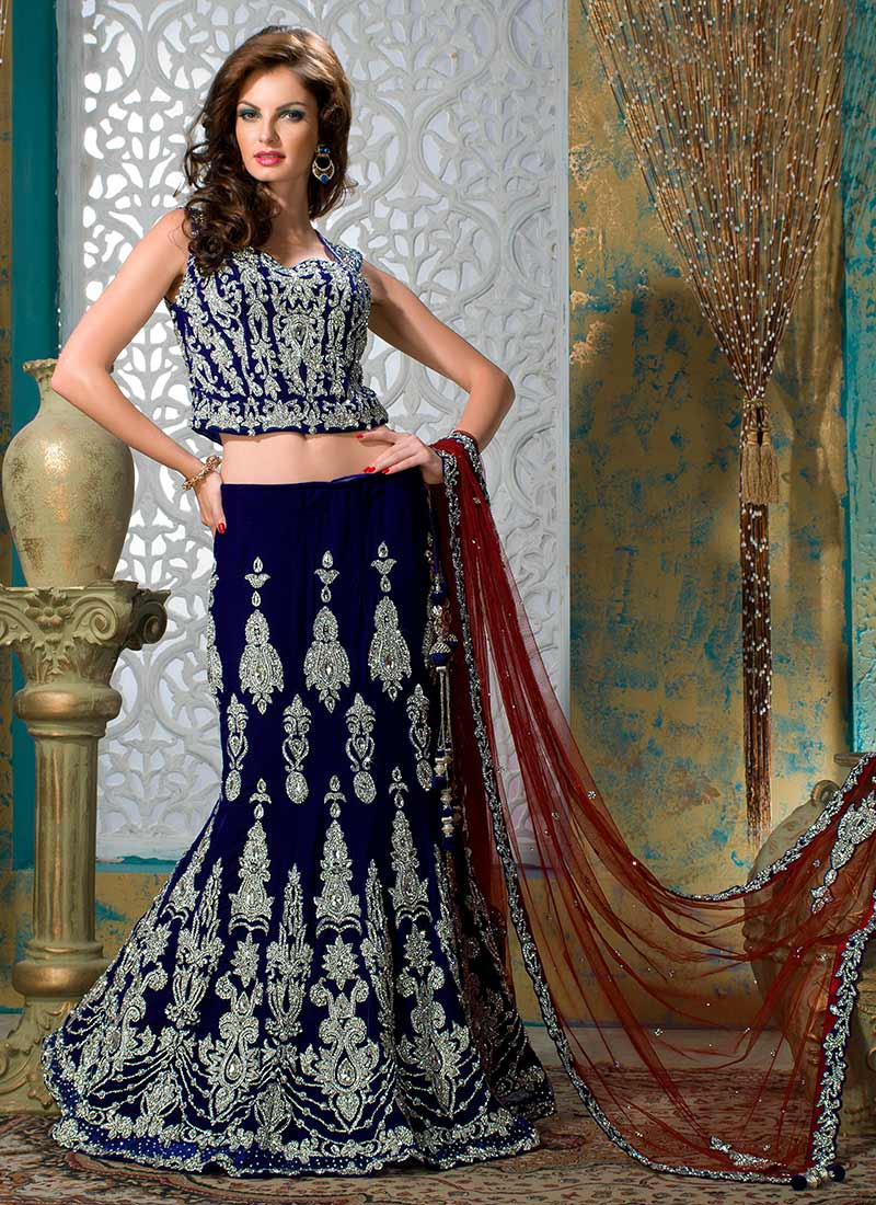 Traditional amazing bridal wedding lehengas collection for Latest design news