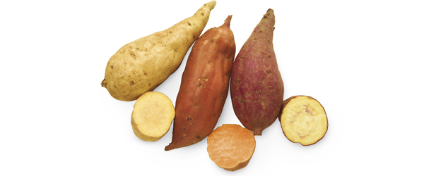 Positive Eating Positive Living: Kumara, Maori