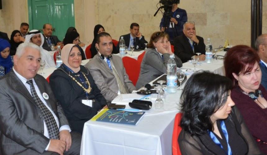 المؤتمر الإقليمي للدول العربية المقام حاليا بمدينة شرم الشيخ بشأن التربية ما بعد 2015