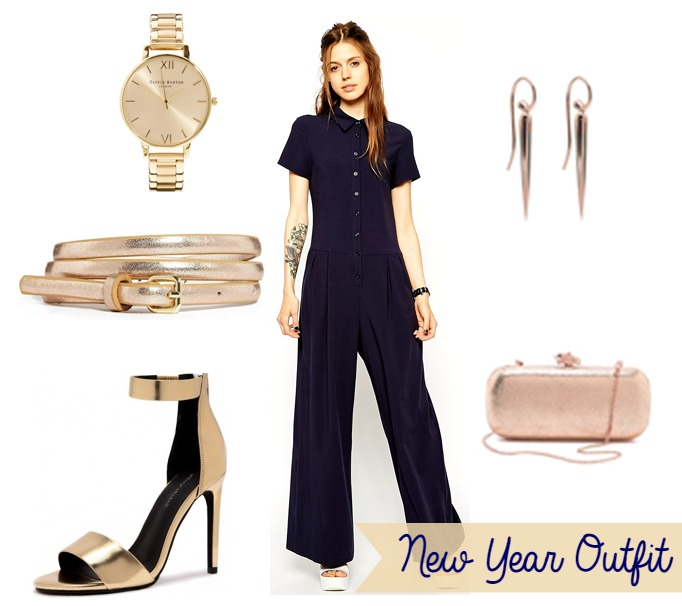 New Year Outfit Idea