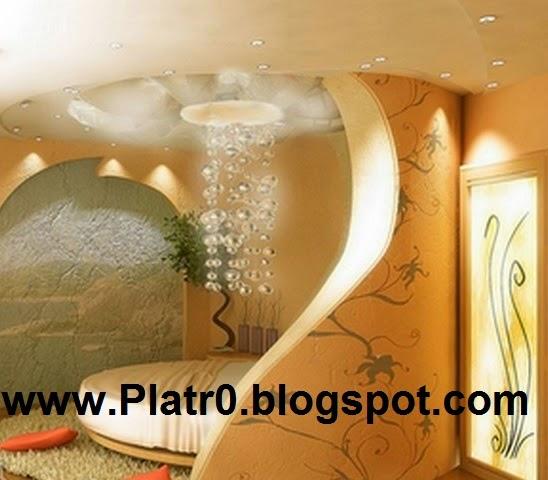 Decoration platre marocain chambre a coucher images - Decoration platre chambre ...