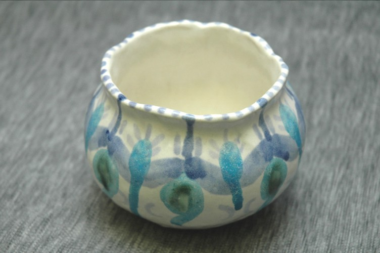 Creating With Kaiser Pinch Pot