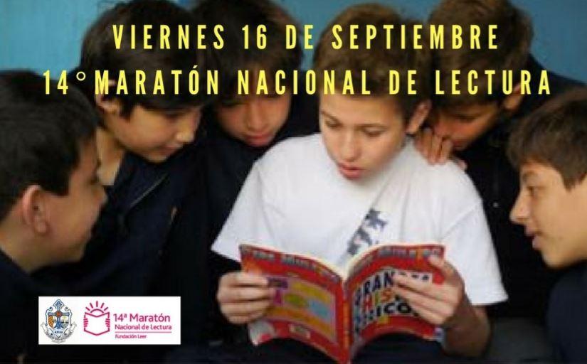 14° Maratón Nacional de Lectura (16/9/2016)