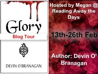 {Interview} Glory by Devin O'Branagan